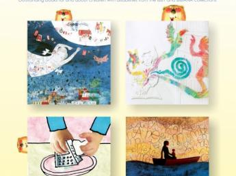 Výnimočné knihy pre a o deťoch s postihnutím zo zbierok BIBIANY
