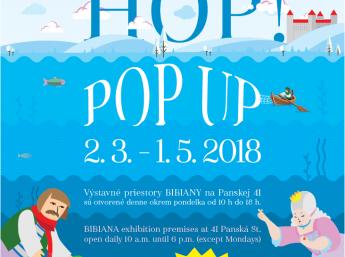 HOP! POP UP