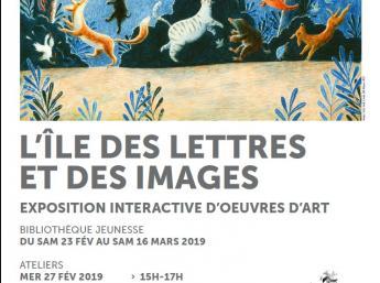 Ostrov obrázkov a písmen - Lausanne