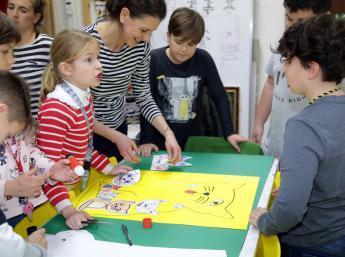 ZOO s ilustrátorkou K. Slaninkovou