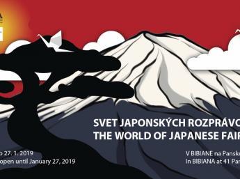 Svet japonských rozprávok