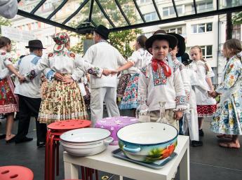 Detská svadba z Kovačice