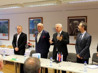 Uvedenie knihy Janko Hraško v Bratislave