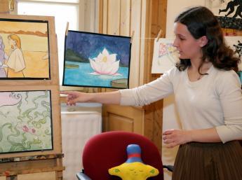 Vernisáž prác účastníkov BIB-UNESCO ALBÍN BRUNOVSKÝ WORKSHOP 2019