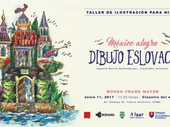 Veselé mexicko-slovenské maľovanie pod taktovkou Martina Kellenbergera