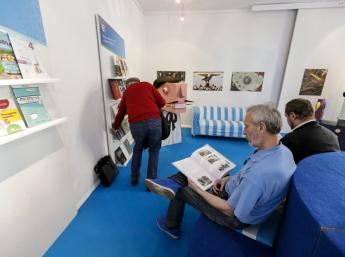 Exhibition of awarded books