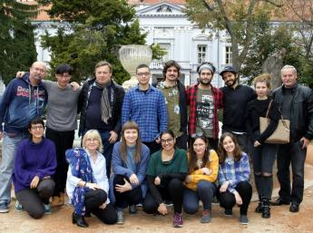 BIB-UNESCO ALBÍN BRUNOVSKÝ WORKSHOP 2019