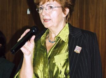 Zuzana Alnerová  UNICEF, Slovensko