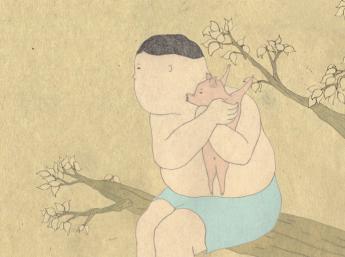 """Z POHĽADU PRASAŤA, 2010, 10´10"""" Réžia: Atsushi Wada"""