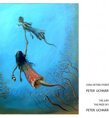 Ilustrácie ocenené na Bienále ilustrácii v Kodani