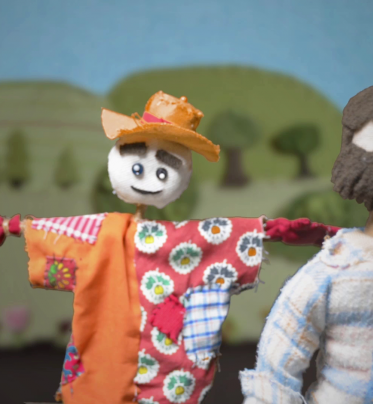 The film RUDDY THE SCARECROW received the Main prize for the Best Animation Film