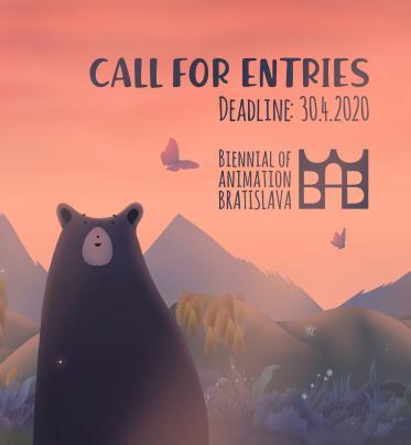 Prihlasovanie filmov do XV. medzinárodnej súťaže Bienále animácie Bratislava - BAB 2020 je spustené!