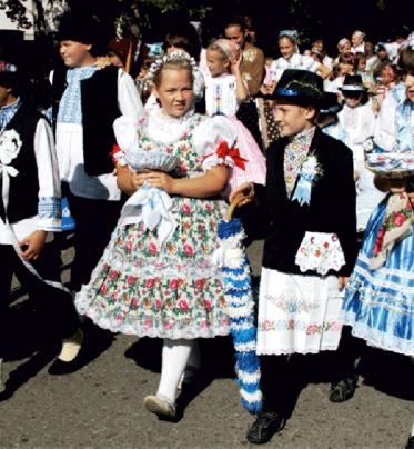A CHILDREN'S WEDDING FROM KOVAČICA