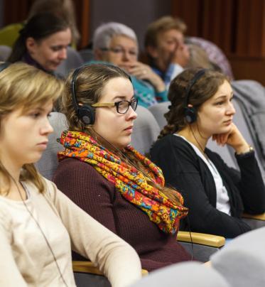 Medzinárodná videokonferencia v spolupráci s Prešovskou Univerzitou v Prešove