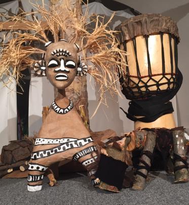 ROZPRÁVKY Z AFRIKY