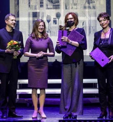 Slávnostné otvorenie 28. ročníka BIB a odovzdávanie ocenení