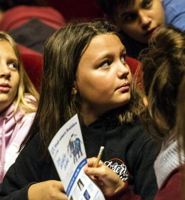 Súťažné premietanie pre školy v Bratislave