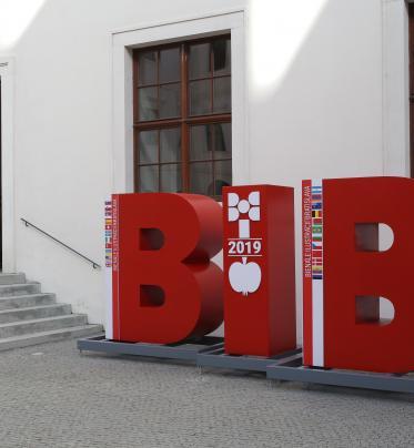 Ocenenia udelené na BIB 2019
