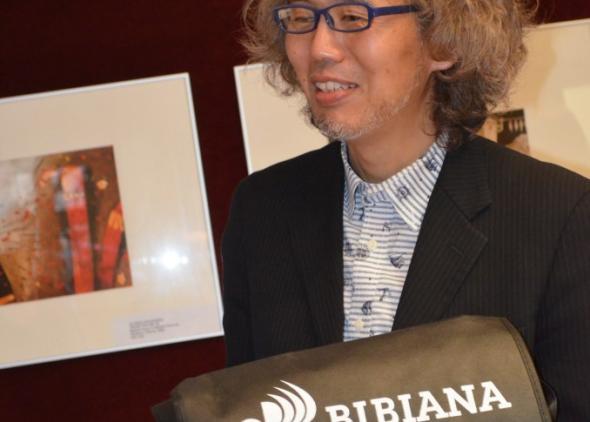 Japonský režisér Yuichi Ito vBIBIANE