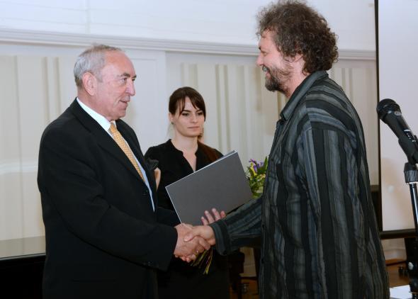 Slávnostné odovzdávanie cien súťaže Najkrajšie knihy Slovenska 2016