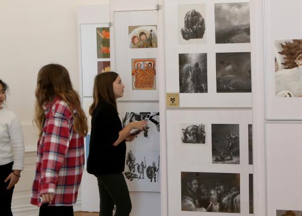 Bienále ilustrácií Bratislava má rekord v počte návštevníkov