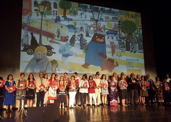 36.svetový kongresu IBBY v Aténach