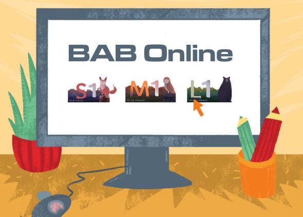Súťažte online s BAB