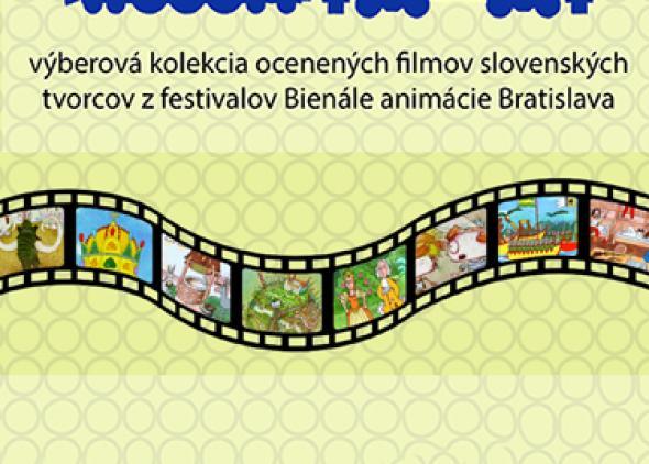 ANIMAČNÝ EXPRES BAB v rámci DNÍ DETSKEJ KNIHY v Bratislave - Petržalke